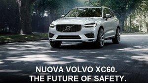 Scopri la nuova Volvo XC60 a Pordenone e Portogruaro.