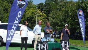 Volvo World Golf Challenge 2017 organizzata da gruppo Sina.