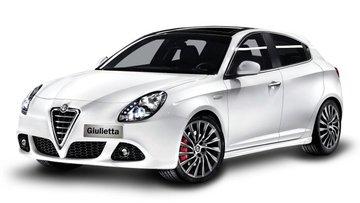 Noleggio Alfa Romeo Giulietta a Pordenone e Venezia