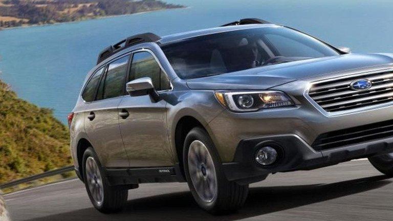 Subaru da Gruppo Sina